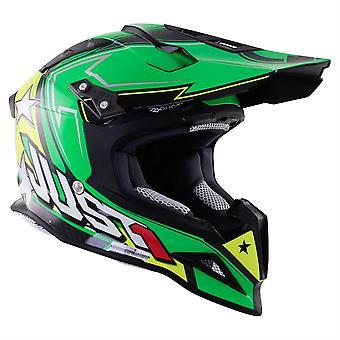 Just 1 J12 Carbon MX Helmet Aster Brazil