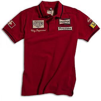 Warson Motors Clay Regazzoni Polo Shirt Mens