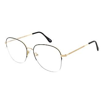 Andy Wolf 4752 A Black-Gold Glasses