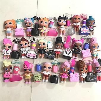 Original Dolls Generation Diy Manual Blind Box Fashion Model Randomly Package