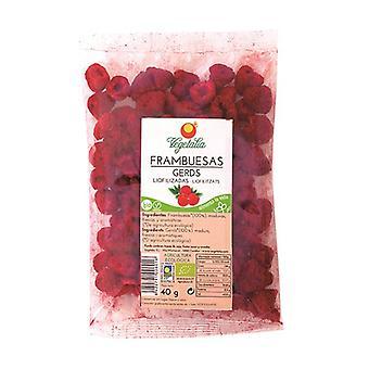 Organic Lyophilized Raspberry 40 g
