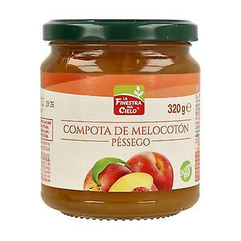 Peach compote 320 g