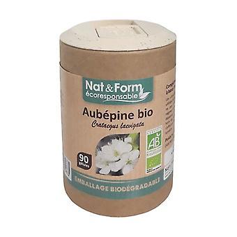 Organic hawthorn 90 capsules