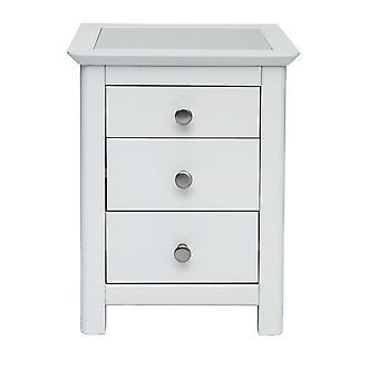 Ling 3 Drawer Bedside Cabinet