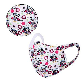 Kids Face Mask Ice Silk Cotton, Unisex Reusable & Washable Bandana