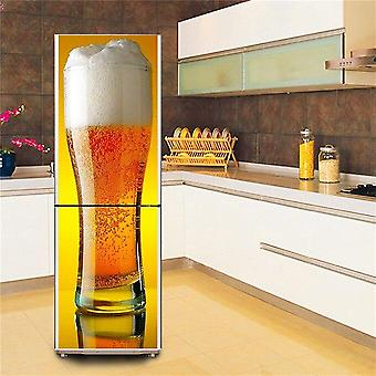 Environment-friendly Waterproof Pvc Refrigerator Door Sticker