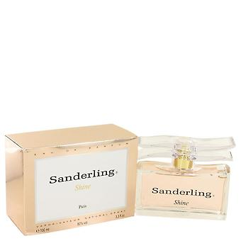 Sanderling Shine Eau De Parfum Spray By Yves De Sistelle 3.3 oz Eau De Parfum Spray