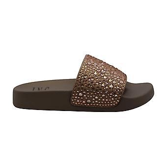 Kids INC International Concepts Girls Peymin Slip On Slide Sandals