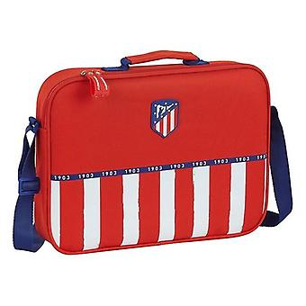 Briefcase atlético madrid 20/21 blue white red (6 l)