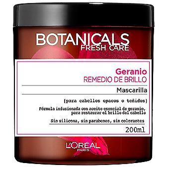Kasvitieteet Geranium Kiilto Remedy Maske 200 ml