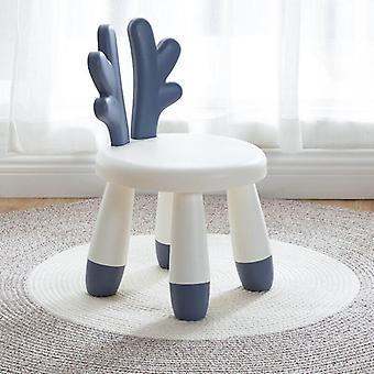 Baby Chair, Backrest Stool, Thickened Non-slip Household Seat