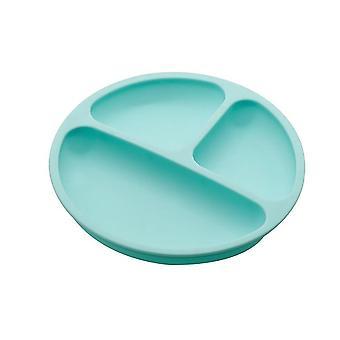 Baby silikon plate middag retter mat grade silikon fôring servise