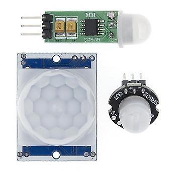 Regulacja uchwytu modułu czujnika czujnika ruchu Ir Pyroelectric Infrared Mini Pir