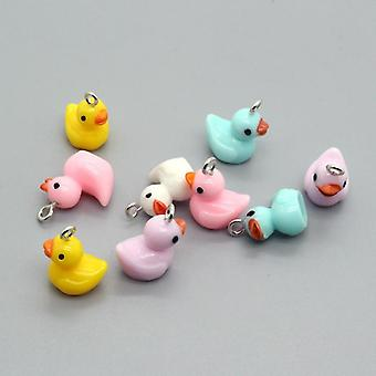 Duck Earring  Keychains Hand Jewelry Accessory