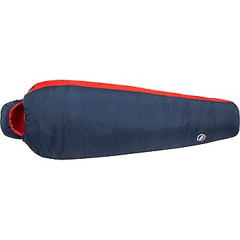 Big Agnes Husted 20 (FL PRO) Long - Navy/Red