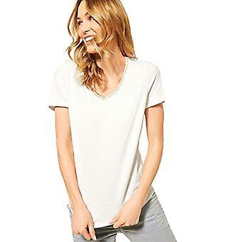 Cecil 316042 T-Shirt, White, XXL Woman