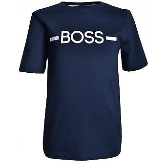 Hugo Boss Boys Hugo Boss Infant Boy's Navy T-shirt