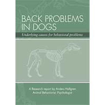 Problèmes de dos chez les chiens 9789163382826