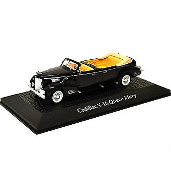 Cadillac V16 Convertible (Queen Mary - 1948) Diecast Model auto
