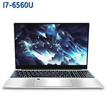15.6 אינץ' משחקים מחשב נייד Intel Core I7-6560u