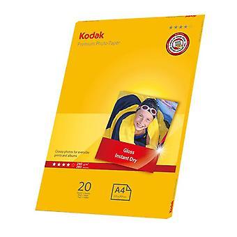 Kodak Fotopapper 20st A4 240g Glossy
