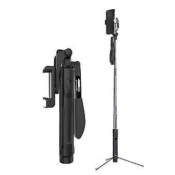 80 Cm mit doppelter Füllung Licht drahtlose Bluetooth Fernbedienung Stativ Selfie Stick az5533