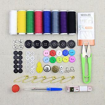 New Portable Sewing Kit Household Multifunctional Sewing Kit Handmade Sewing Tool Storage Box ES9862