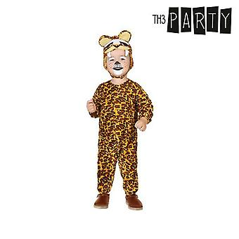 Puku Vauvoille Leopard