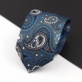 Silk Polyester Necktie