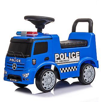 Vaunu lelu auto Mercedes Poliisiauto LED