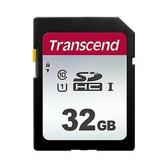 Paměťová karta Transcend 300S 32 GB SDHC třídy 10 UHS-I