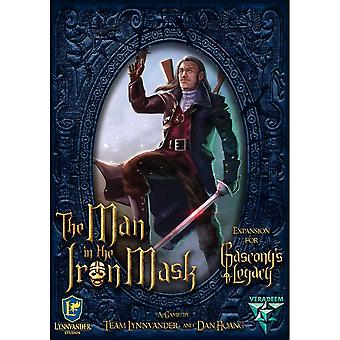 Gascony's Legacy: Man In the Iron Mask Expansion Board Game