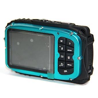 Горячие 2,7-дюймовые ЖК-анти-тряски камеры 16mp цифровая камера под водой 10 м водонепроницаемая камера + 8 t зум видеокамера