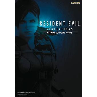 Resident Evil Revelations officiële complete werken van Capcom