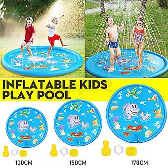 Bambini Bambini Immergere Splash Aqua Garden Acqua Spray Sprinkler Paddling Piscina Giocattolo 100cm