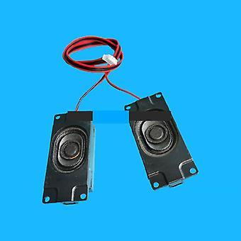 8 أوم / 5 واط - مكبر صوت القرن الصغير ، مكبرات الصوت مع كابل موصل 4 دبوس