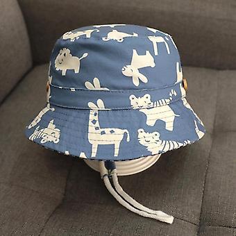 Bucket hatut kesä lapset uv protection panama aurinko hattu lapsi camping kalastus korkki tytöt pojat rantalakit 6 kuukautta 12 vuotta
