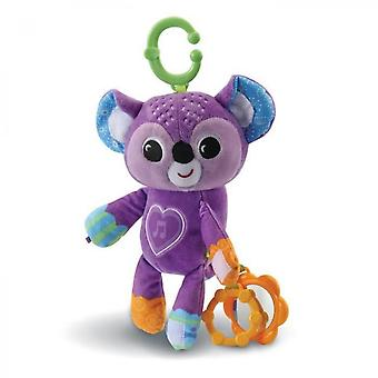Purple Coloured Baby Toy