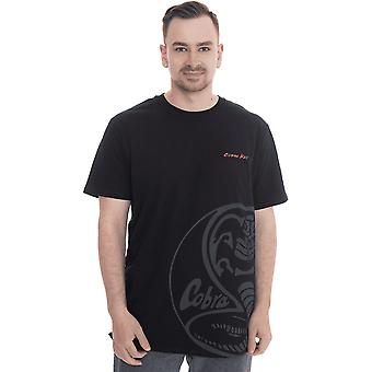 Cobra Kai Unisex Adult Emblem T-Shirt