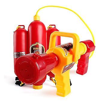 Kinderen Simulatie Plastic Pretend Speelgoed- Brandweerman Cosplay Accessoires Sets Met