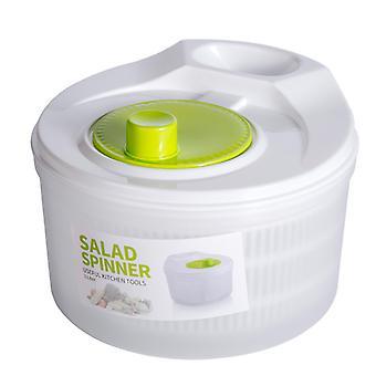 Vegetable Dryer Fruit Salad Dehydrator Cleaner Spinner Basketkitchen Tool