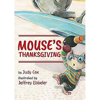 Musens Thanksgiving [Brädbok]