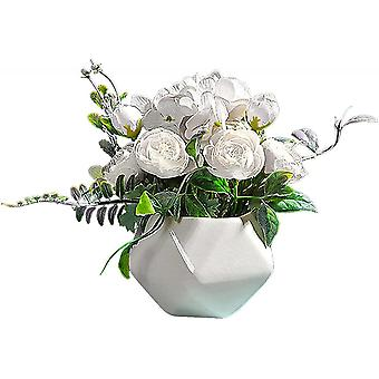 Mini Fake Flowers Bathroom Flowers Artificial Outdoor Flowers Simple And Fresh