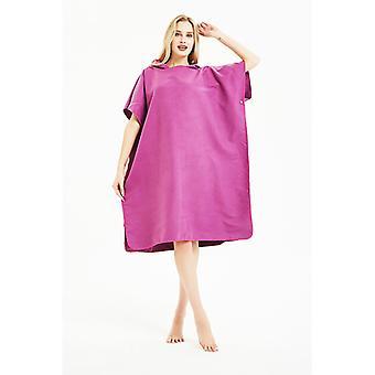 יוניסקס מגבת חוף מהירה יבשה חליפת צלילה החלפת חלוק עם ברדס עבור Swimi, חוף, קל, לגלוש