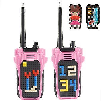 Kids Walkie Talkies Toy,suitable For 3-12 Year Old Boys And Girls Walkie Talkie