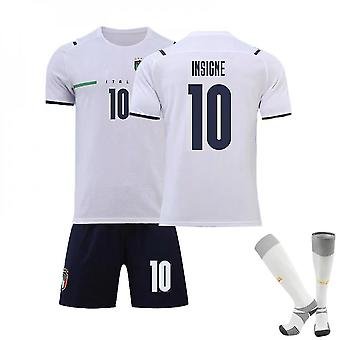 לורנצו אינסינייה #10 נבחרת הכדורגל האירופית של ג'רזי כדורגל חולצות ג'רזי סט