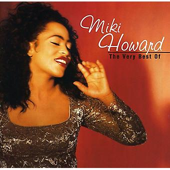 Miki Howard - Very Best of Miki Howard [CD] USA import