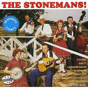 Stonemans - Stonemans [CD] USA import