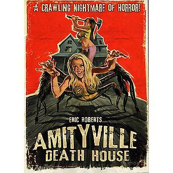 Amityville Death House [DVD] USA import