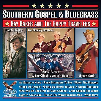 Southern Gospel & Bluegrass - Southern Gospel & Bluegrass [CD] USA import